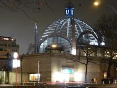Berlin: Nollendorfplatz Underground Station photo: Sabine Schereck