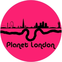Planet London New Logo
