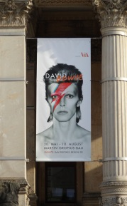 'David Bowie Is' at the Martin-Gropius-Bau, Berlin Photo: Sabine Schereck