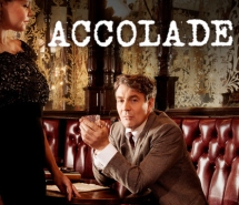 Emlyn Williams' play 'Accolade' at St James Theatre