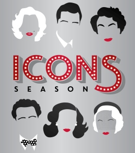 Icons-Season at St. James Studio 03-25 January 2015.