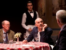 Told Look Younger by Stephen Wyatt at the Jermyn Street Theatre