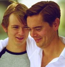 Jak Ford-Lane and Matthew Baldwin in 46 Beacon J